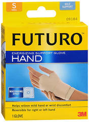 FUTURO Energizing Support Glove Hand Small - 1 EA