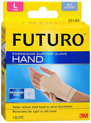 FUTURO Energizing Support Glove Hand Large - 1 EA