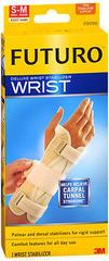 FUTURO Deluxe Wrist Stabilizer S-M Right Hand Beige - 1 EA