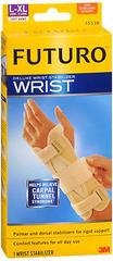 FUTURO Deluxe Wrist Stabilizer Left Hand Large-X-Large - 1 EA