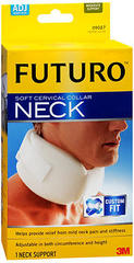 FUTURO Soft Cervical Collar Neck Adjust To Fit Moderate Support - 1 EA
