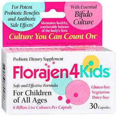Florajen 4 Kids Capsules - 30 CAP