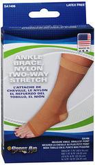 Sport Aid Ankle Brace Large Beige SA1406 - 1 EA