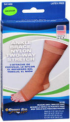 Sport Aid Ankle Brace Medium SA1406 - 1 EA