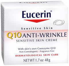 Eucerin Q10 Anti-Wrinkle Sensitive Skin Cr