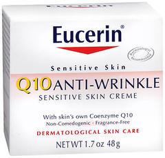 Eucerin Q10 Anti-Wrinkle Sensitive Skin Cr