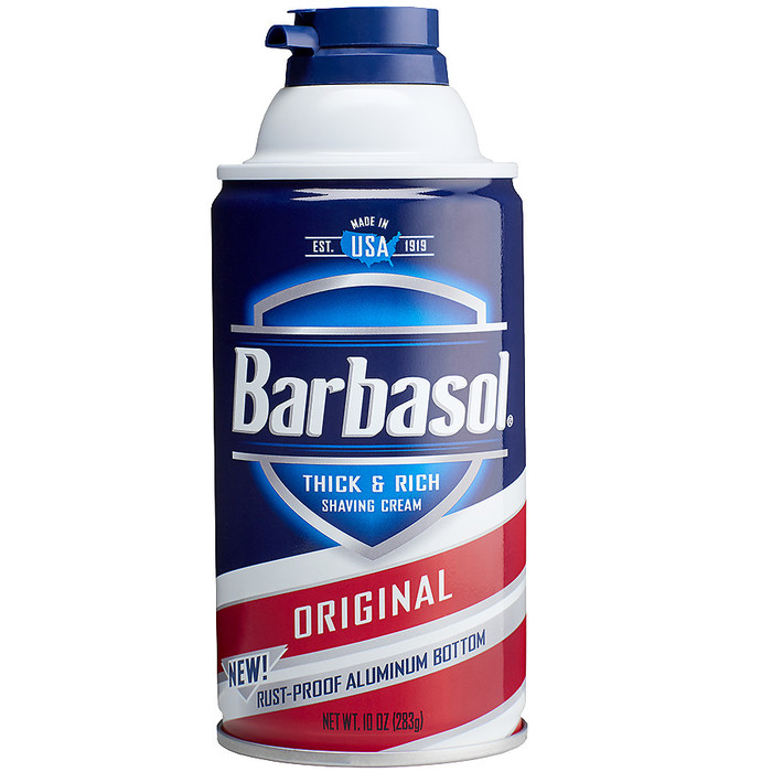 Barbasol Thick & Rich Shaving Cream Original - 10 OZ