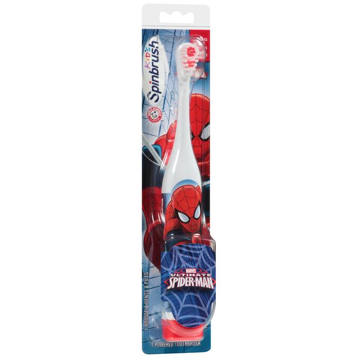 ARM & HAMMER Kid's Spinbrush Spider-Man - 1 EA