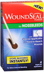 WoundSeal Powder for Nosebleeds - 4 EA