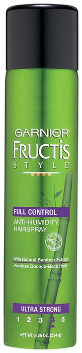 Garnier Fructis Style Anti-Humidity Hairspray Ultra Strong 4 - 8.25 OZ