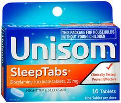 Unisom SleepTabs - 16 TAB