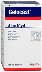 Gelocast Medicated Bandage 4 inches x 10 yards - 1 EA