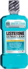 Listerine Ultraclean Antiseptic Cool Mint - 16.667 OZ