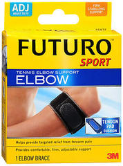 FUTURO Sport Tennis Elbow Support Adjust To Fit - 1 EA