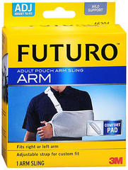 FUTURO Pouch Arm Sling Adult Adjust To Fit - 1 EA