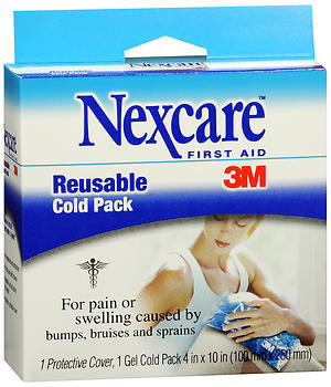 Nexcare Reusable Cold Pack - 1 EA