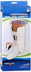 Sport Aid Gel Air Ankle (Hot/Cold) Support Trainer Universal - 1 EA