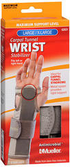 Mueller Sport Care Carpal Tunnel Wrist Stabilizer Large/X-Large 62021 - 1 EA