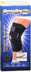 Sport Aid Gold ThermaDry3 Hinged Knee Large SA2163 - 1 EA