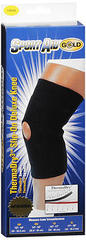 Sport Aid Gold ThermaDry3 Slip-On Deluxe Knee Large SA2156 - 1 EA