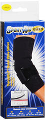 Sport Aid Gold ThermaDry Tennis Elbow Sleeve LG - 1 EA