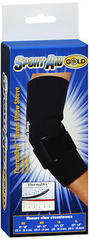 Sport Aid Gold ThermaDry3 Tennis Elbow Sleeve SM - 1 EA