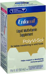 Enfamil Poly-Vi-Sol Multivitamin Supplement Drops - 1.6666 OZ