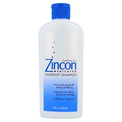 Zincon Medicated Dandruff Shampoo - 8 OZ