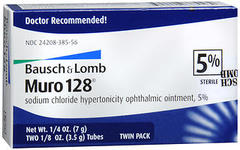 Muro 128 Ointment 5% Twin Pack 2X3.5 Pack - 7 Grams