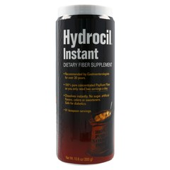 Hydrocil Instant Fiber Laxative - 10.6 Ounces