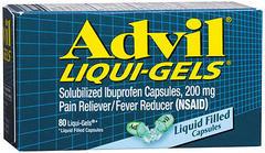 Advil Liqui-Gels - 80 CAP