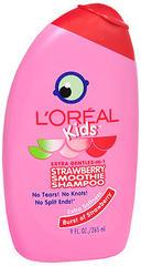L'Oreal Kids 2-in-1 Shampoo Strawberry Smoothie - 9 OZ