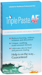Triple Paste AF Antifungal Ointment - 2 OZ
