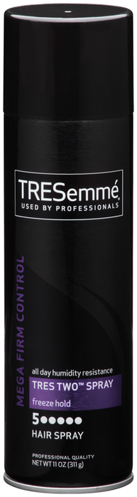 TRESemme Tres Two Hair Spray Freeze Hold - 11 OZ