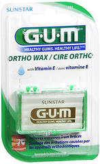GUM Orthodontic Wax - 1 EA
