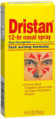 Dristan 12-Hour Nasal Spray - 0.5 OZ