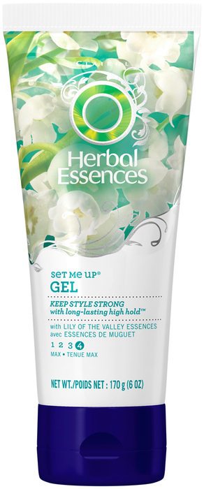 Herbal Essences Set Me Up Gel - 6 OZ