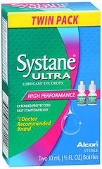 Systane Ultra Lubricant Eye Drops - 0.66 OZ