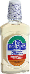 Dr. Tichenor's Antiseptic Peppermint Mouthwash Concentrated Formula - 8 OZ