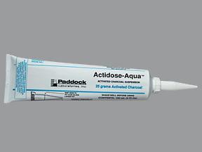 ACTIDOSE+AQUA TUBE 25GM 120ML