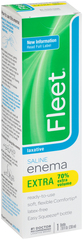 Fleet Saline Enema Laxative Extra - 7.8 OZ
