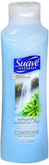 Suave Naturals Conditioner Refreshing Waterfall Mist - 12 OZ