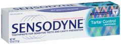 Sensodyne Tartar Control plus Whitening Fluoride Toothpaste - 4 OZ