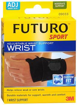 FUTURO Sport Adjustable Wrist Support Adjust To Fit - 1 EA
