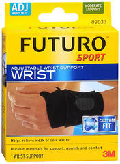 FUTURO Sport Adjustable Wrist Support Adjust To Fit - 1 EA