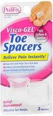 PediFix Visco-Gel Toe Spacers - 2 EA