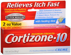 Cortizone-10 Anti-Itch Cr