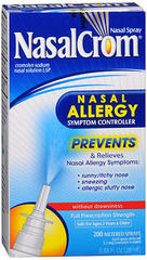 NasalCrom Nasal Spray - 0.88 OZ