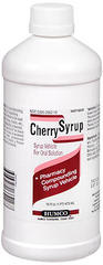 Humco Cherry Syrup - 16 OZ
