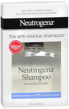 Neutrogena Anti-Residue Shampoo - 6 OZ